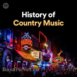 100 Tracks History of Country Music (2021)