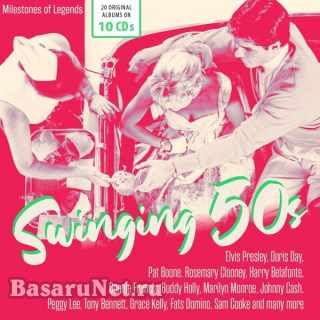 Swinging 50s (10CD) (2021)