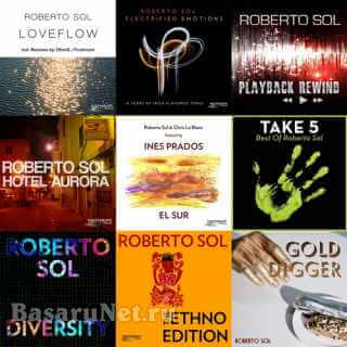 Roberto Sol - Discography 9 Releases (2012-2020)