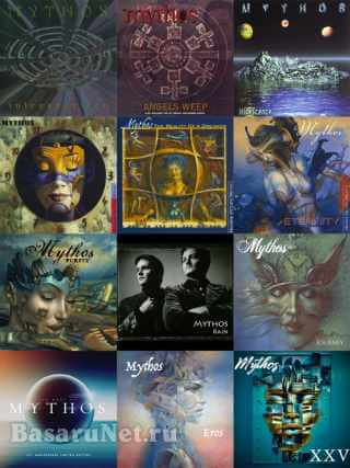 Mythos - Discography 12 Releases (1996-2021)