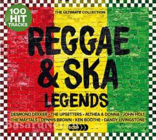 100 Hit Tracks The Ultimate Collection: Reggae & Ska Legends (5CD) (2021) FLAC