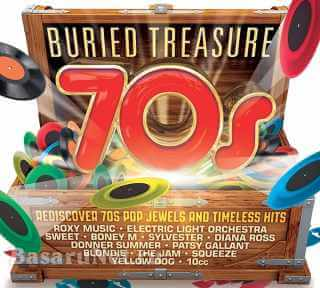 Buried Treasure The 70s (3CD) (2021) FLAC