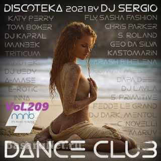 Дискотека Dance Club Vol.209 (2021)