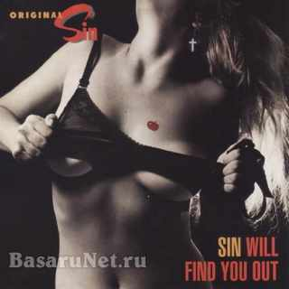 Original Sin - Sin Will Find You Out (2CD, Reissue, Remastered 2017, High Roller Records) (1986) FLAC