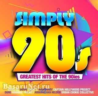 Simply 90s: Greatest Hits of the 90ies (2021)