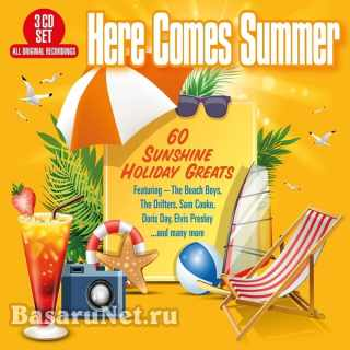Here Comes Summer - 60 Sunshine Holiday Greats (3CD) (2021)