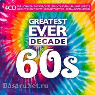 Greatest Ever Decade: The Sixties (4CD) (2021) FLAC