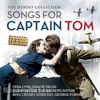Songs For Captain Tom - The Heroes Collection (2021)