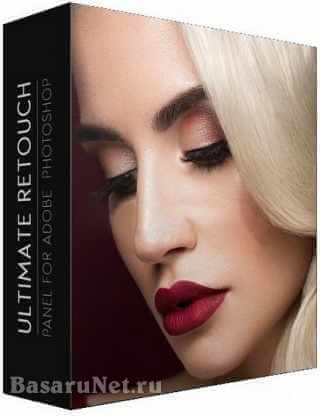 Ultimate Retouch Panel 3.8.50 for Adobe Photoshop