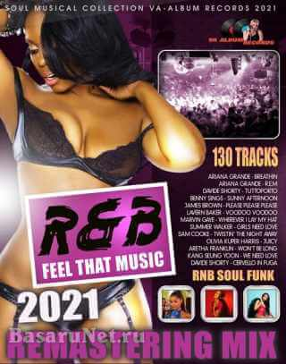 RnB Feel That Music: Remastering Mix (2021)