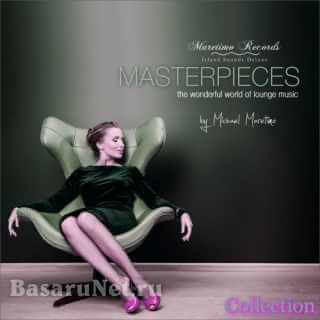 Masterpieces. The Wonderful World of Lounge Music Vol. 1-3 (2017-2021) FLAC