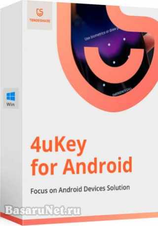 Tenorshare 4uKey for Android 2.3.0.14