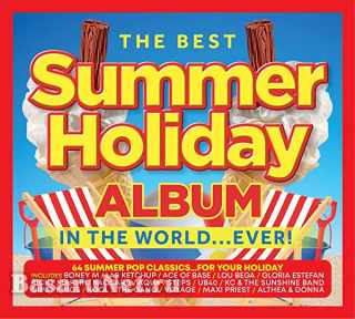 The Best Summer Holiday Album In The World... Ever! (3CD) (2021) FLAC