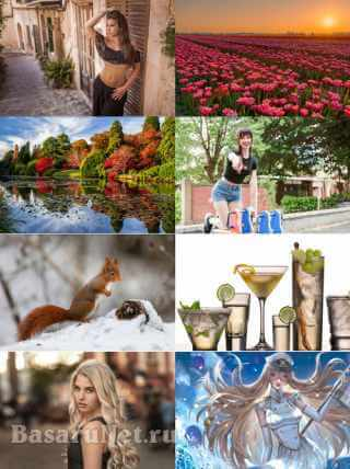 500 Beautiful and Amazing Mixed Wallpapers Pack - 2 (2021) JPG