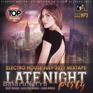 Electro House: Late Night Party (2021)