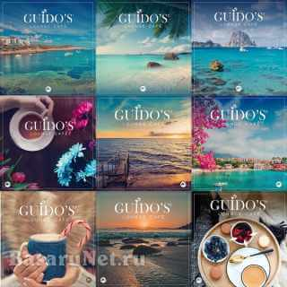 Guidos Lounge Cafe Vol. 1-9 (2019-2021) AAC