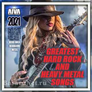 Greatest Hard Rock And Metal Songs (2021)