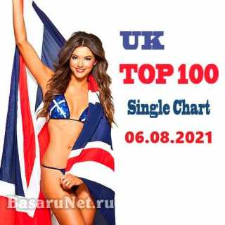 The Official UK Top 100 Singles Chart [06.08] (2021)