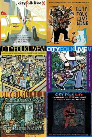 WFUV: City Folk Live - Series Collection (1998-2007)