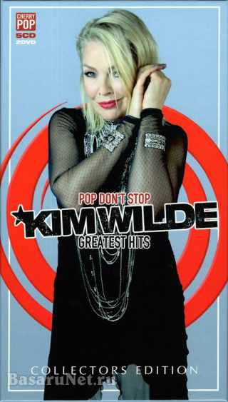 Kim Wilde - Pop Dont Stop Greatest Hits (Collectors Edition) (5CD) (2021) FLAC