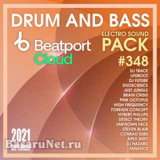 Beatport Drum And Bass: Sound Pack #348 (2021)