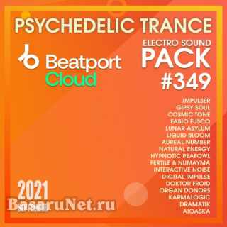 Beatport Psychedelic Trance:Sound Pack #349 (2021)