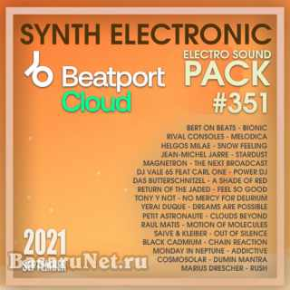 Beatport Synth Electronic: Sound Pack #351 (2021)