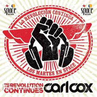 Carl Cox At Space The Revolution Continues (2CD) (2010) FLAC